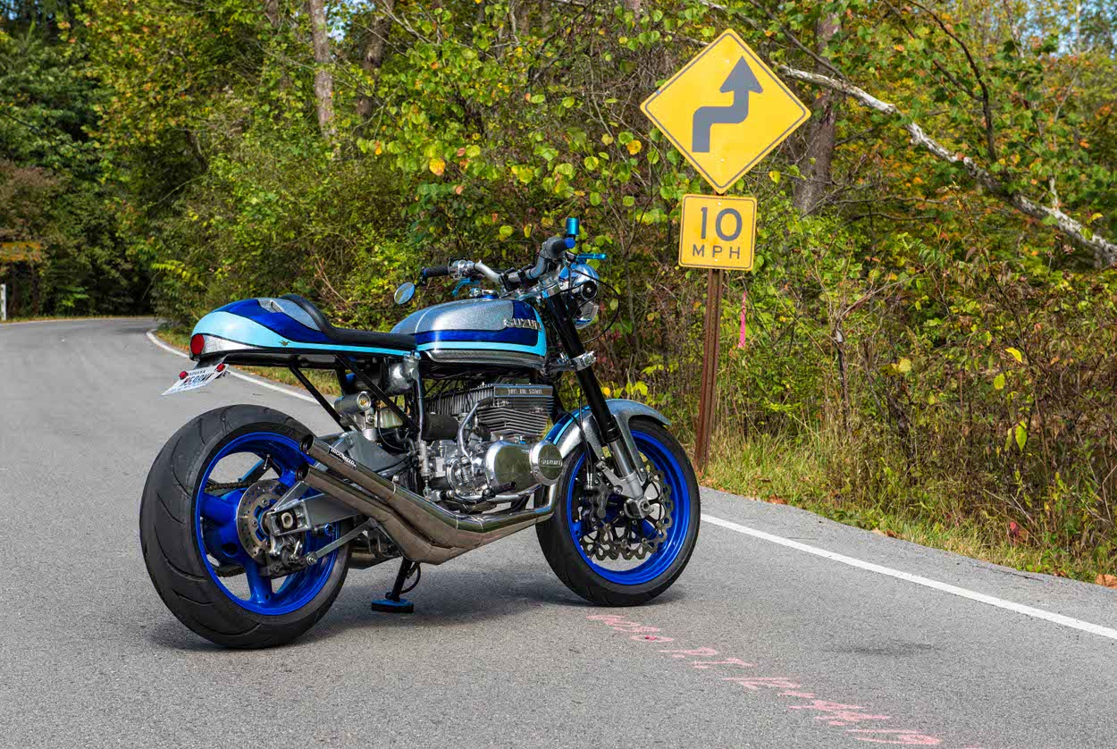 Cafe Racer Vintage Motorcycles