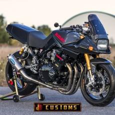 Suzuki Katana Restomod by dB Customs