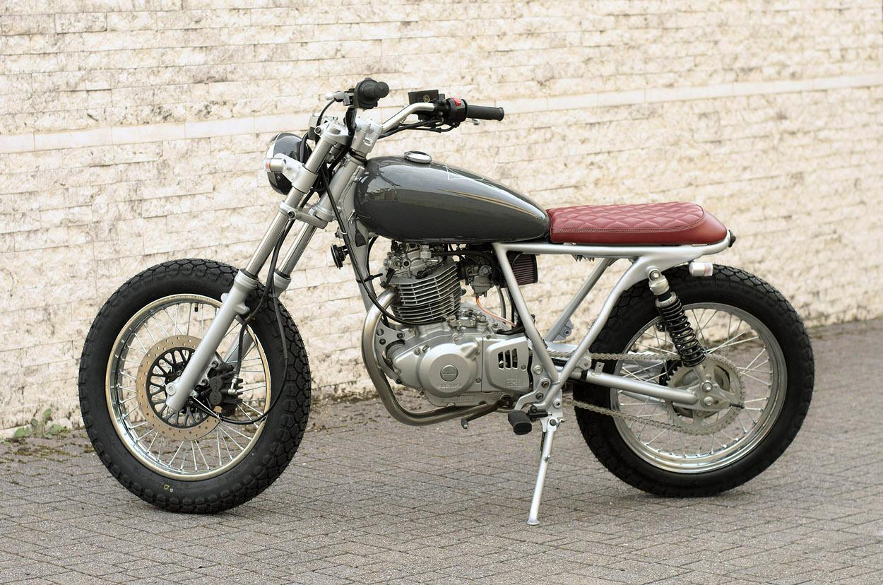 Suzuki Grasstracker Bigboy by Speedtractor – BikeBound