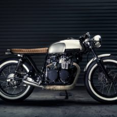 Honda CB350 Brat by Purpose Built Moto