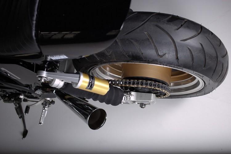 Yamaha XJR1200 Street Tracker