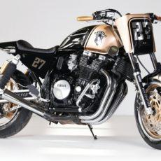 Yamaha XJR1200 Tracker by Espiat