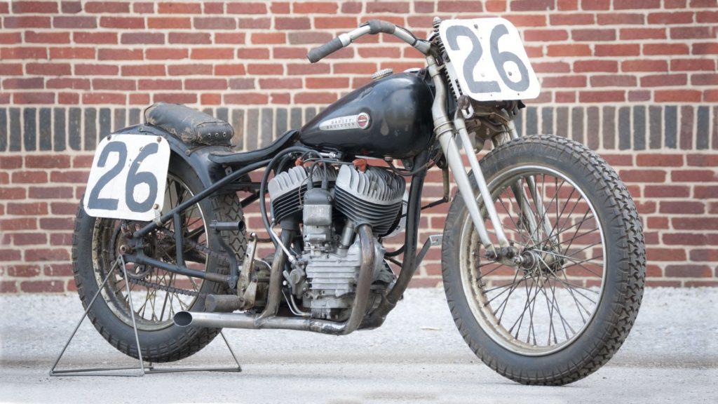 1948 Harley-Davidson Tracker