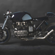 BMW K1100 Cafe Racer by 8Tech Racing