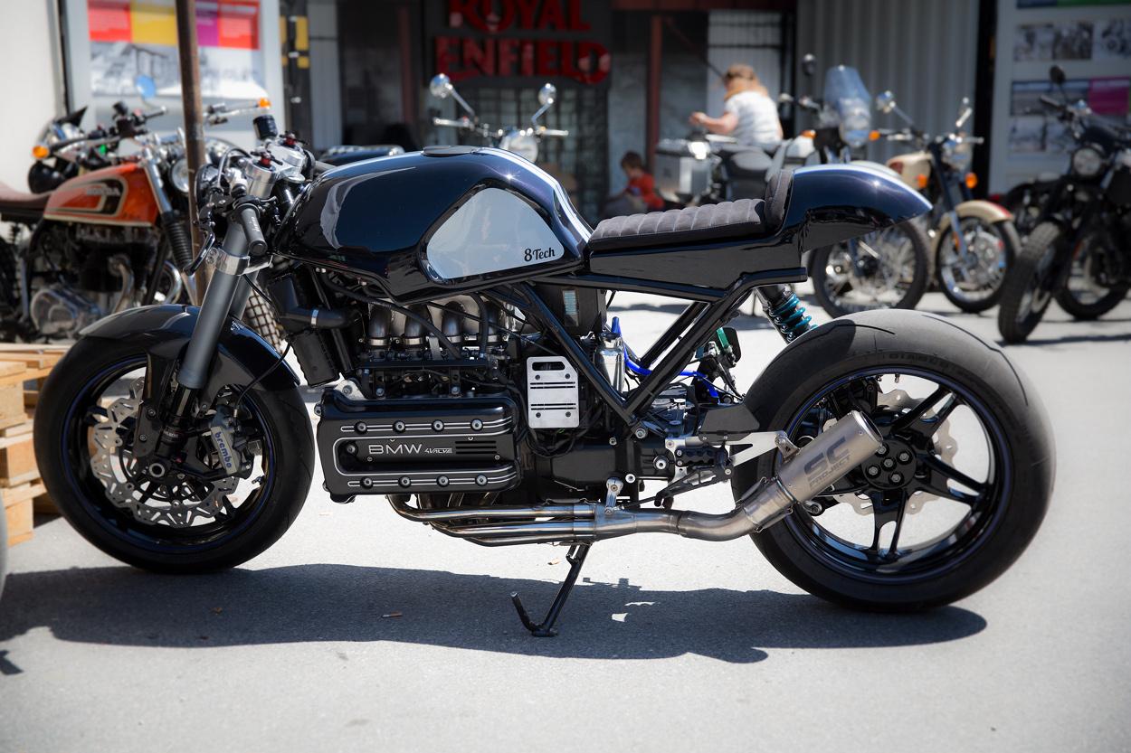 Bmw Rs Cafe Racer