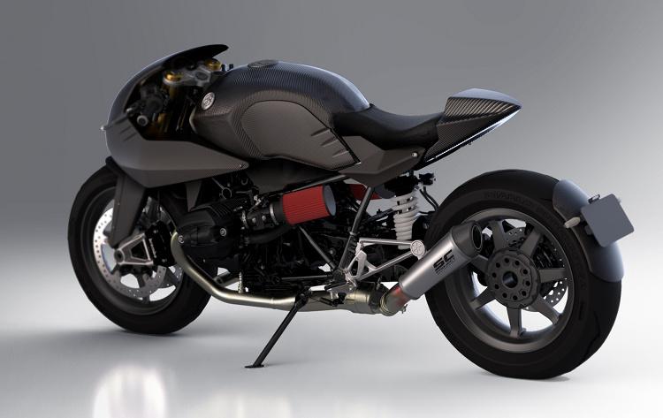 BMW R nineT Cafe Racer Kit