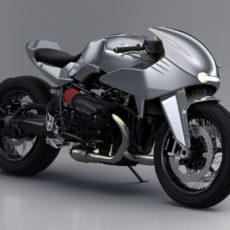 BMW R nineT Enhanced Racer by Dab Design