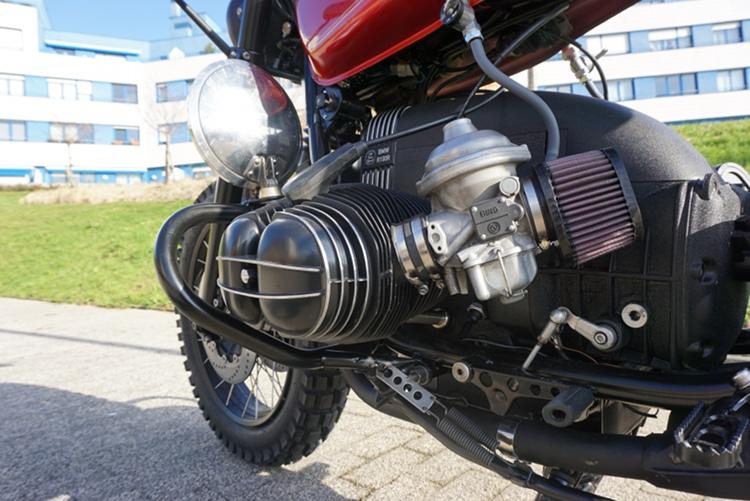BMW R100R Scrambler