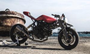 Ducati Concept Cafe Racer
