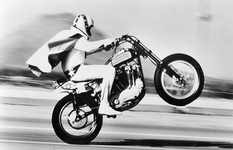 Evel Knievel S Viva Knievel Bike Heads To Auction: Best Bikes For Street Tracker Builds