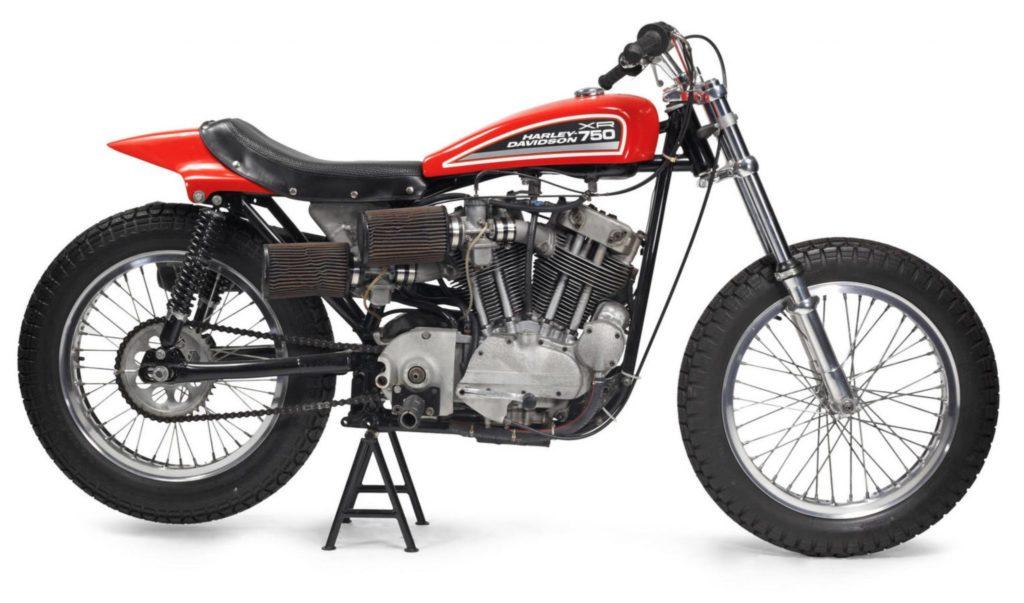 Harley XR750 Tracker
