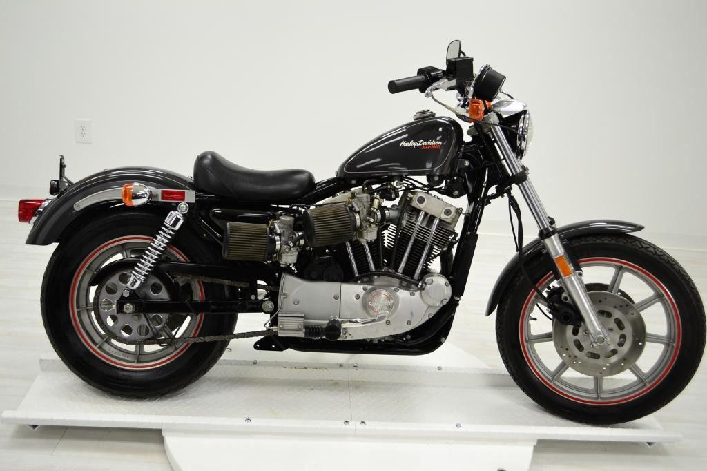 Harley XR1000