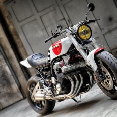 Honda CBX1000 Streetfighter by Tony's Toy