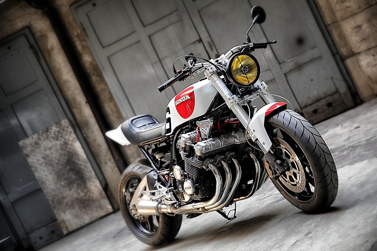 Honda CBX Streetfighter