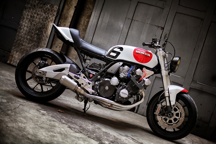 Honda Cbx1000 Streetfighter By Tony S Toy Bikebound