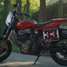 "Honda ""Sideburner 670"" by 2Motors"