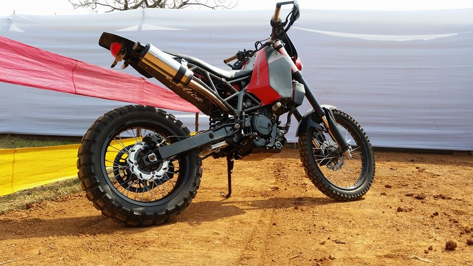 Ktm  Enduro Mods