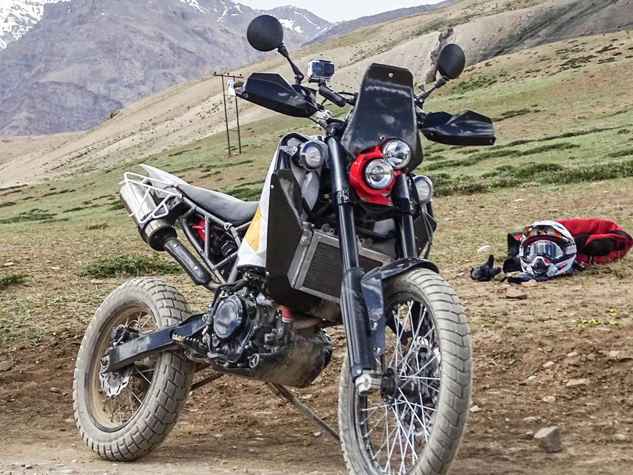 Ktm  Enduro Husqvarna  Adventure Touring Rally