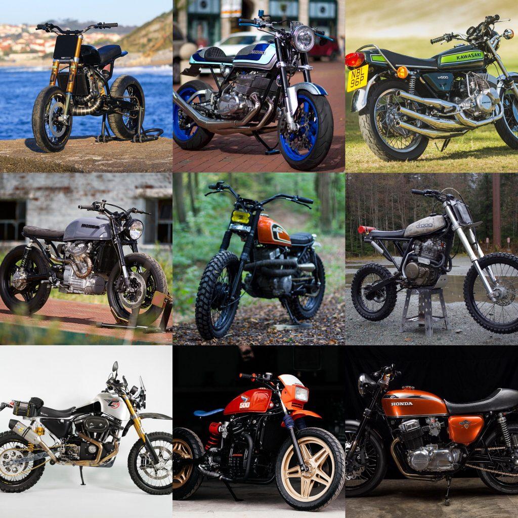 Best Custom Motorcycles 2017