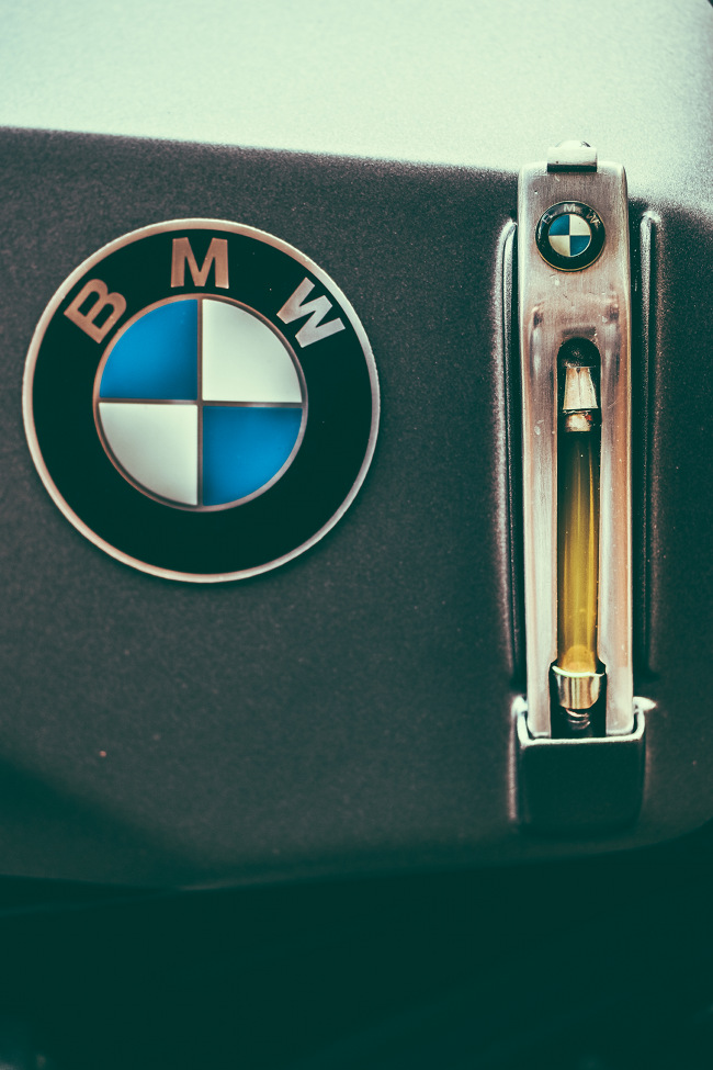 BMW R1200R Scrambler