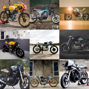 Best Cafe Racers 2017