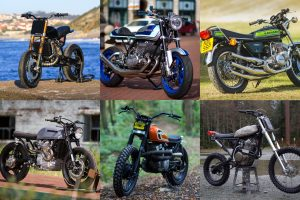 Best Custom Motorcycles 2017