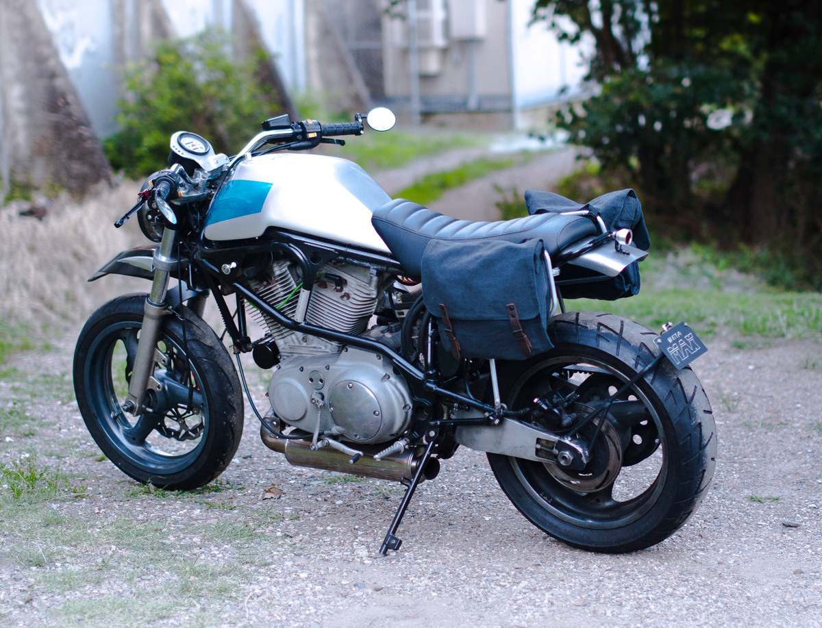 Buell M2 Cyclone Tracker By Lane Splitter Garage  U2013 Bikebound