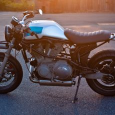Buell M2 Cyclone Tracker by Lane Splitter Garage