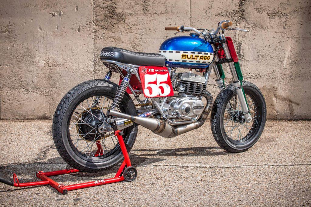 Bultaco Lobito Tracker