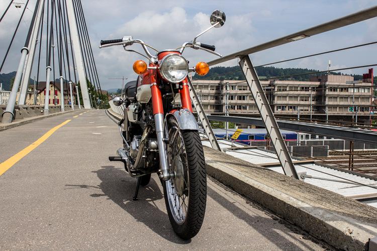 Honda CB125 Twin