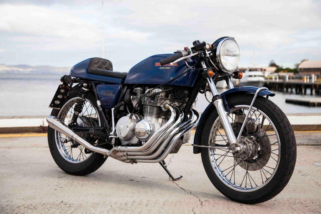 Honda CB400F Restomod