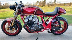 Honda CB890 Cafe Racer