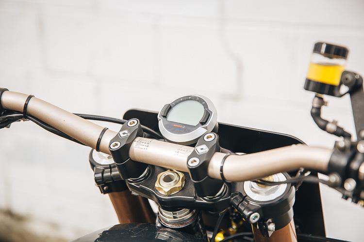 Kawasaki H1 Street Tracker