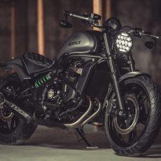 Kawasaki Vulcan S Bobber by Revolt Cycles