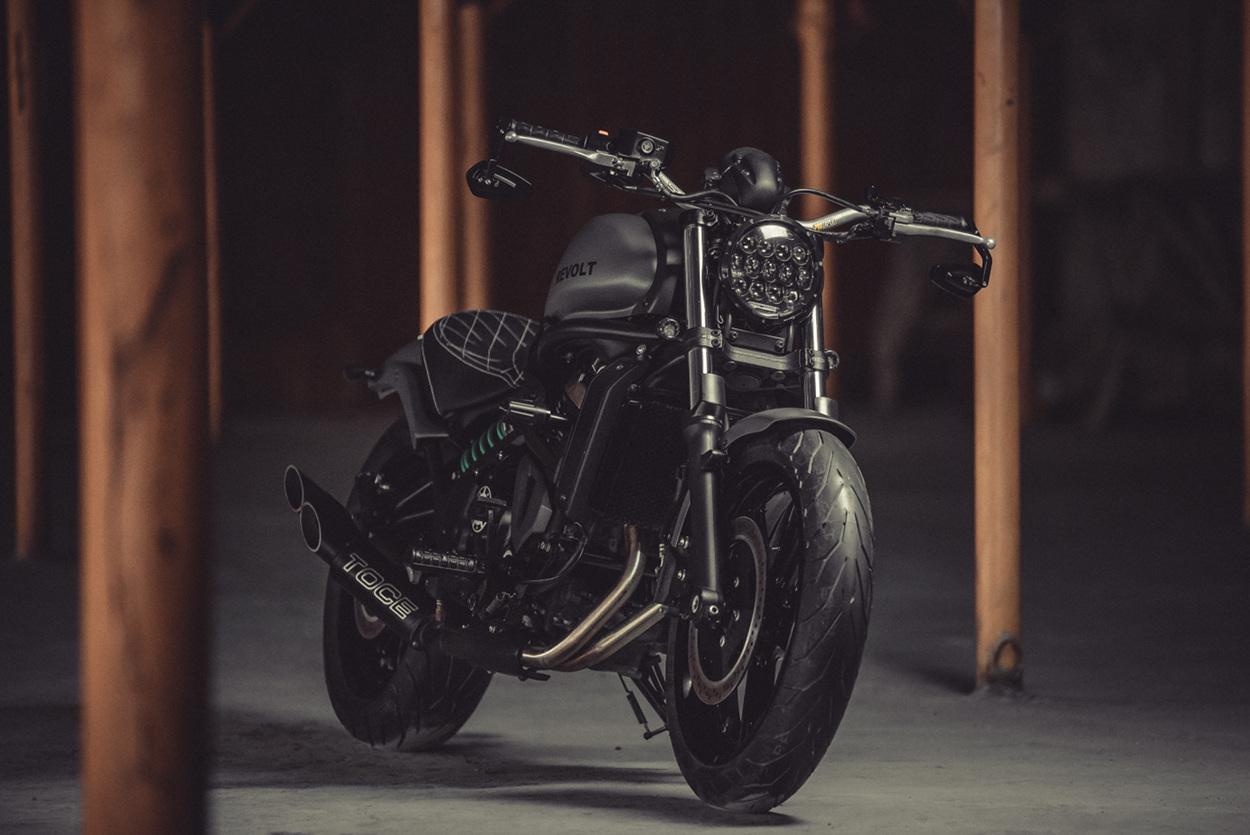 Kawasaki Vulcan S Bobber By Revolt Cycles Bikebound