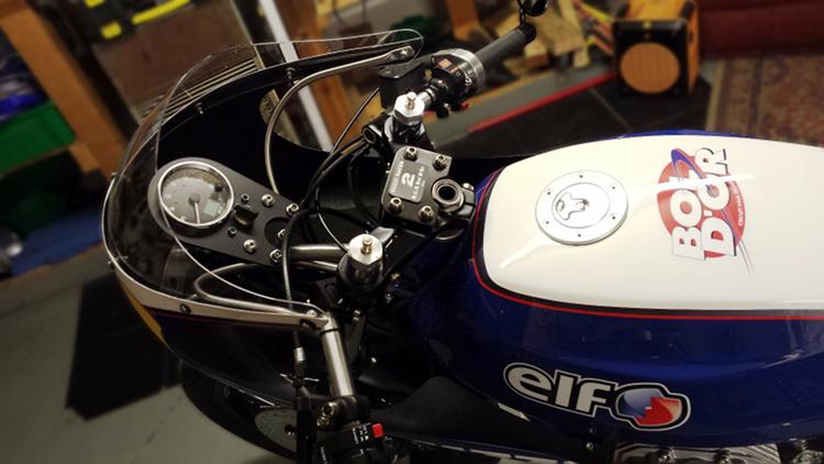 Moto Guzzi Mille GT Cafe Racer