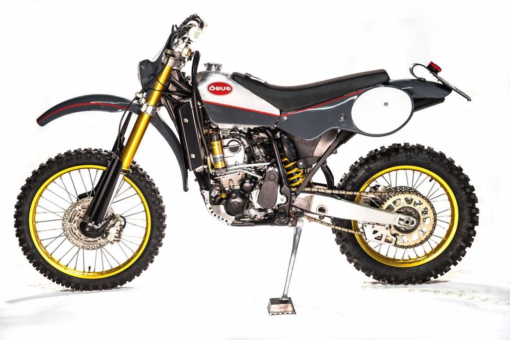 2WD Yamaha WR450F Scrambler