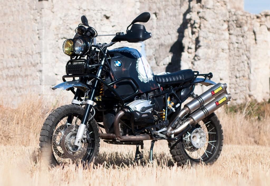 BMW R1200GS Scrambler