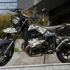 BMW R1200GS Street Tracker by Tony's Toy