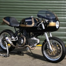 Ducati 900SS Cafe Racer by Thornton Hundred Motorcycles