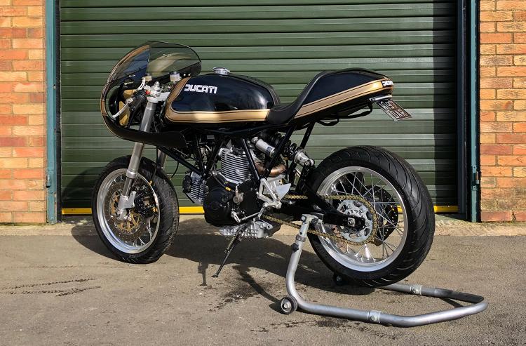Ducati 900SS Cafe Racer