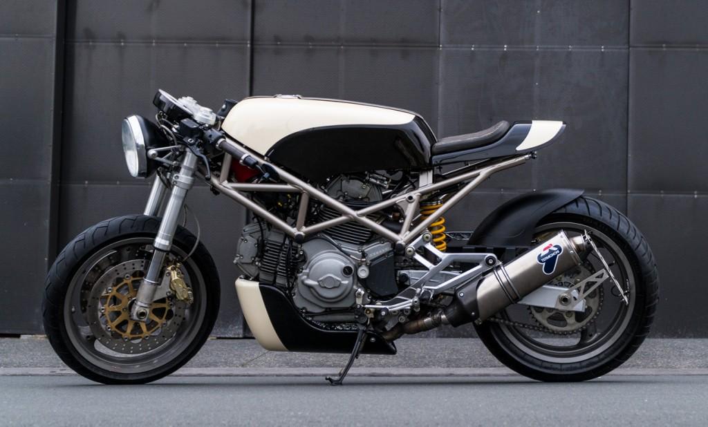 New Ducati Crushed
