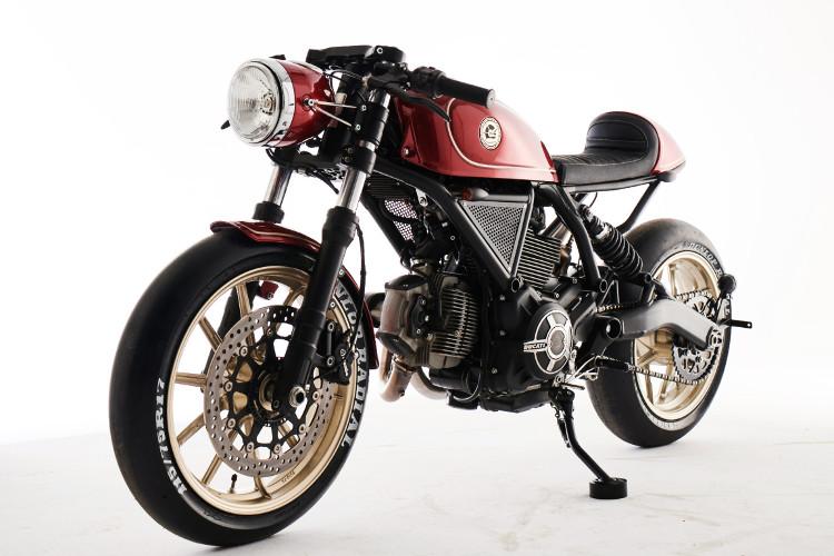 Ducati Scrambler 400 Cafe Racer