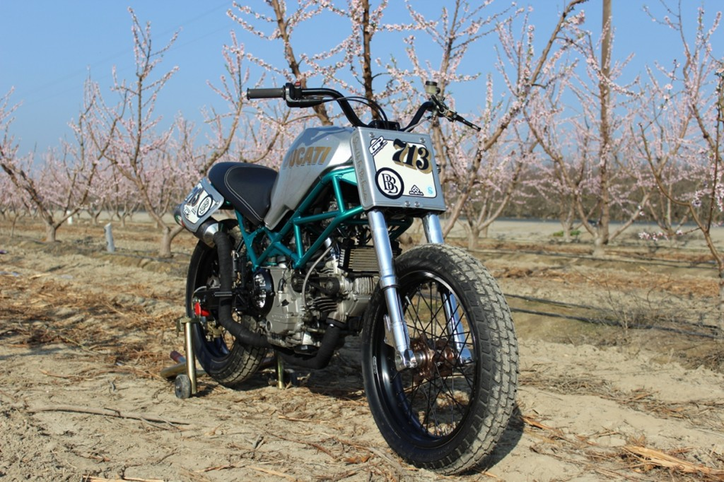 Ducati Monster Street Tracker