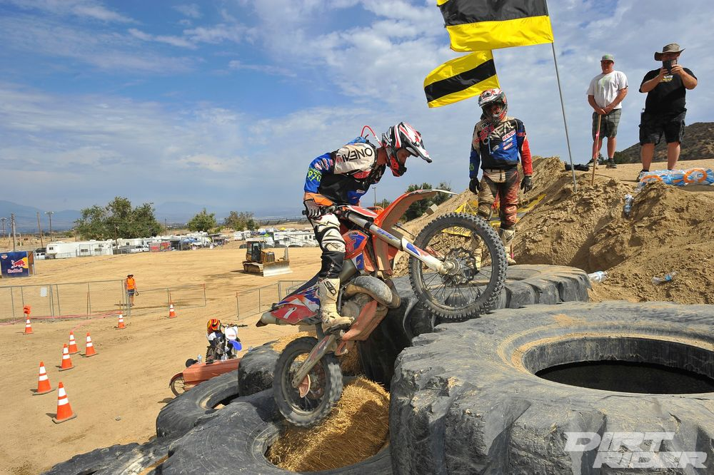 Hard Enduro Tractor Tires