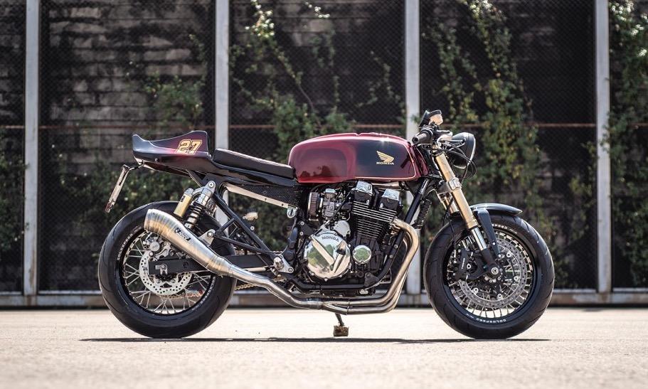 Honda CB750 Nighthawk Cafe Racer