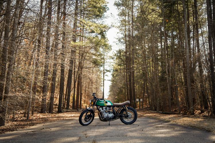 Honda CB750K Brat