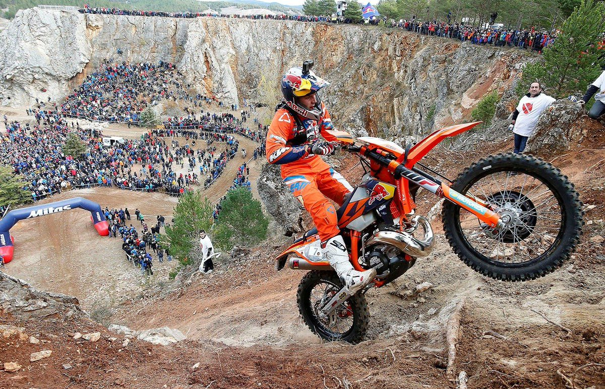 """0277dffcd7b Hard enduro — sometimes known as """"extreme enduro"""" — has become one of the  most challenging, brutal forms of motorcycling racing in existence — an  off-road ..."""