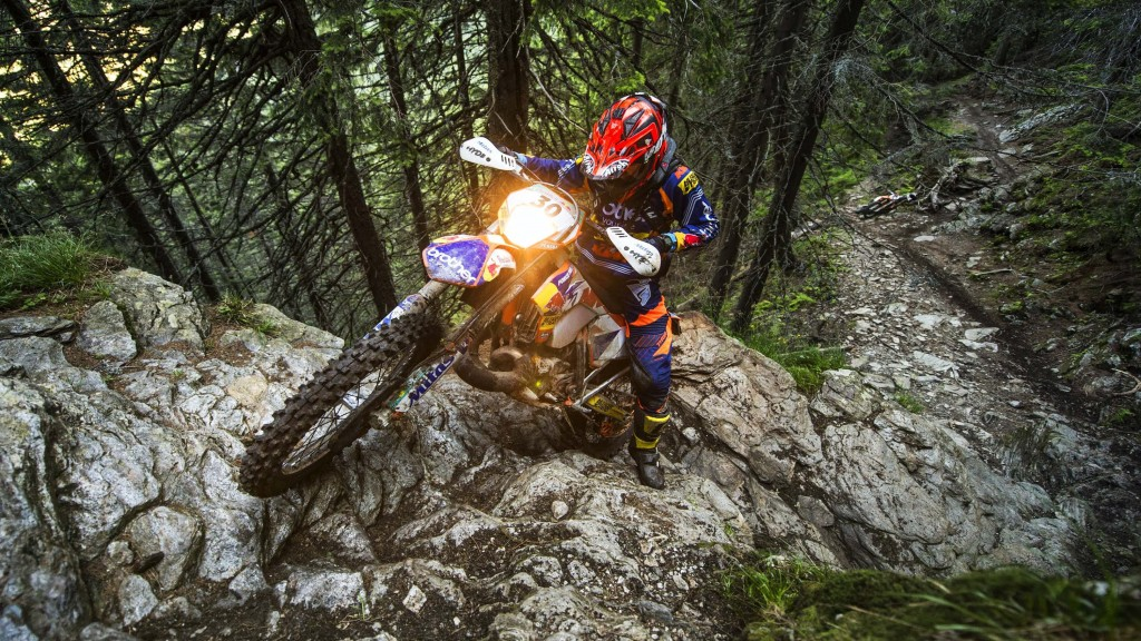 Red Bull Romaniacs Hard Enduro