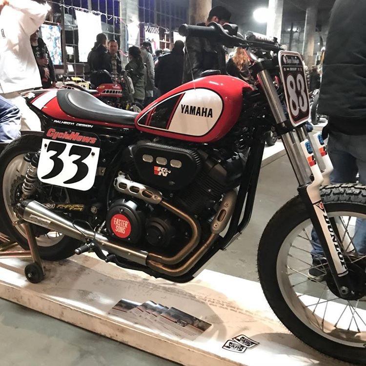 Cycle News Yamaha SCR950 Super Hooligan